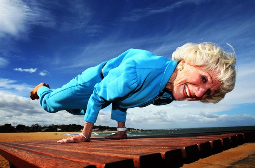 bienfaits du yoga pour les seniors