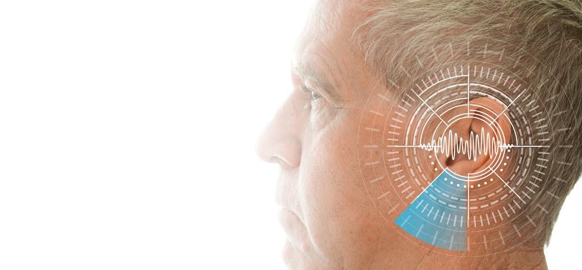 appareil auditif pour senior