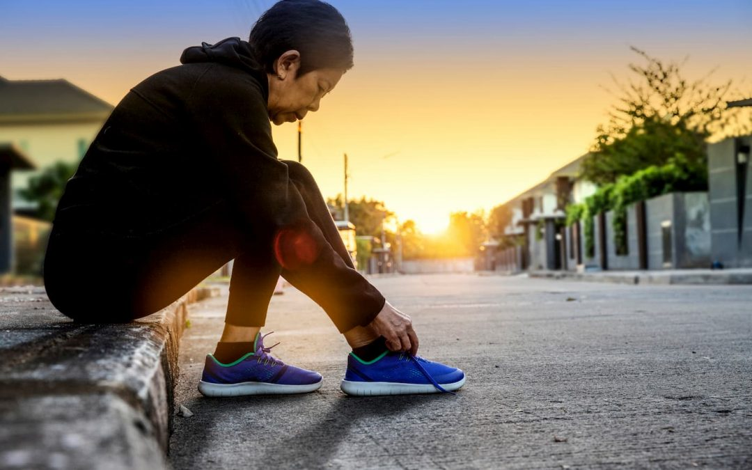 Comment choisir des chaussures de marche pour senior ?