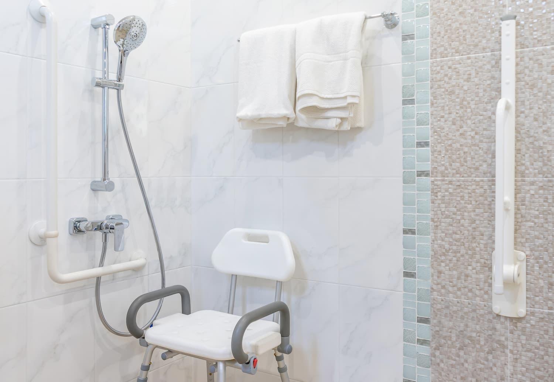 salle de bain adaptée senior