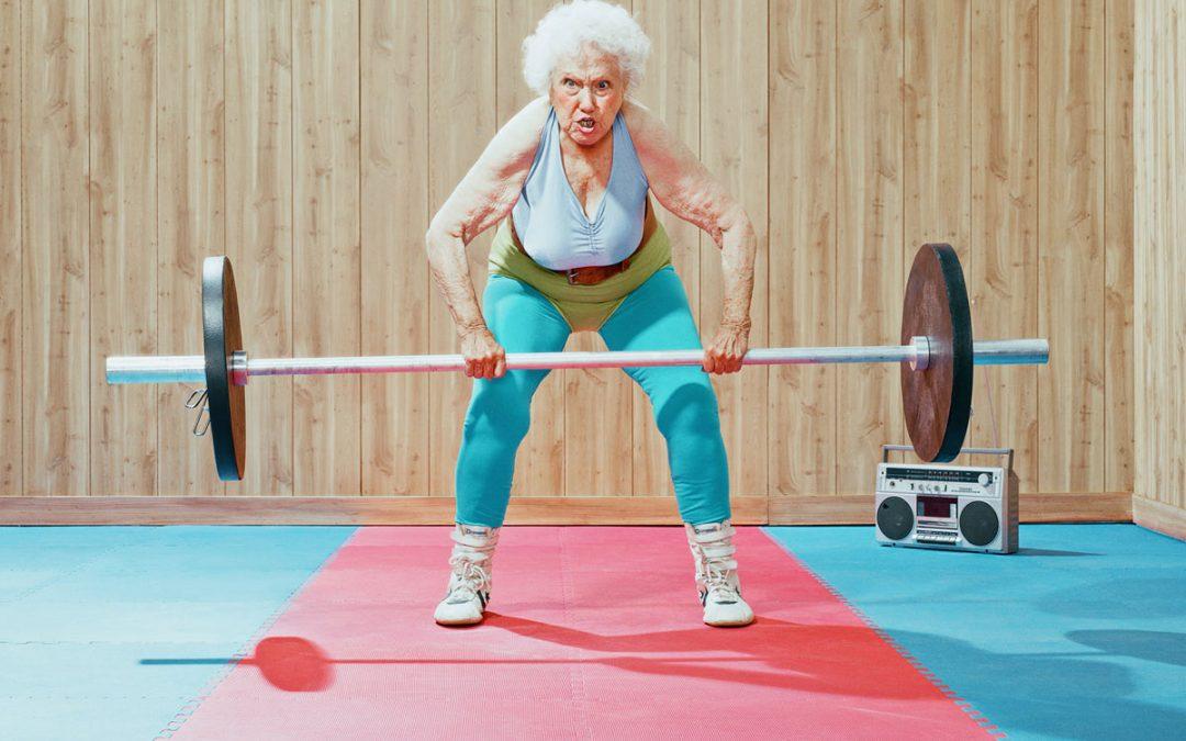 Sarcopénie, comment conserver sa masse musculaire à mesure que l'on vieillit ?