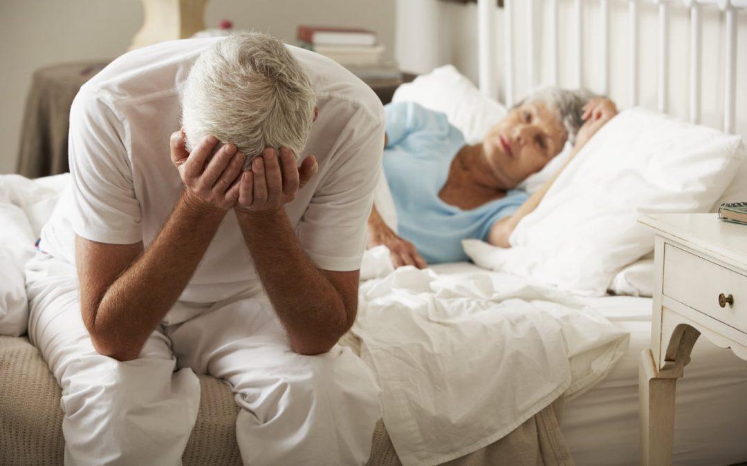 Les troubles de l'érection chez les seniors