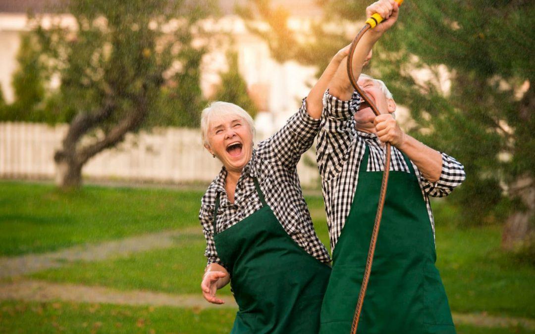 Tous les bienfaits du jardinage pour les seniors