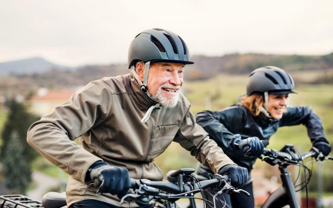 Vélo électrique pour senior, pourquoi c'est une bonne idée ?