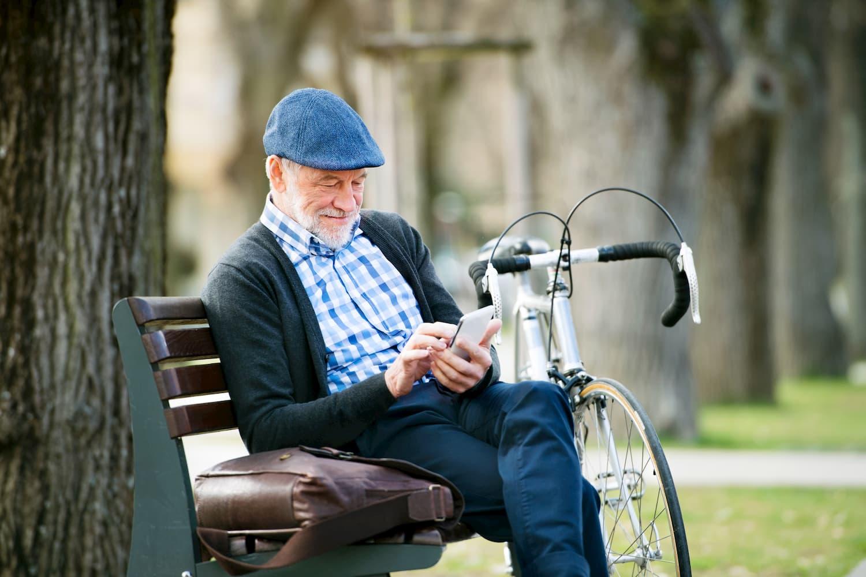 vélo électrique senior
