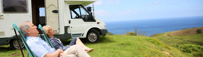 voyage en camping car organisé