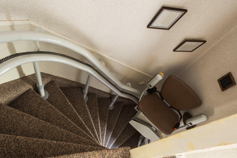 meilleure marque de monte escalier