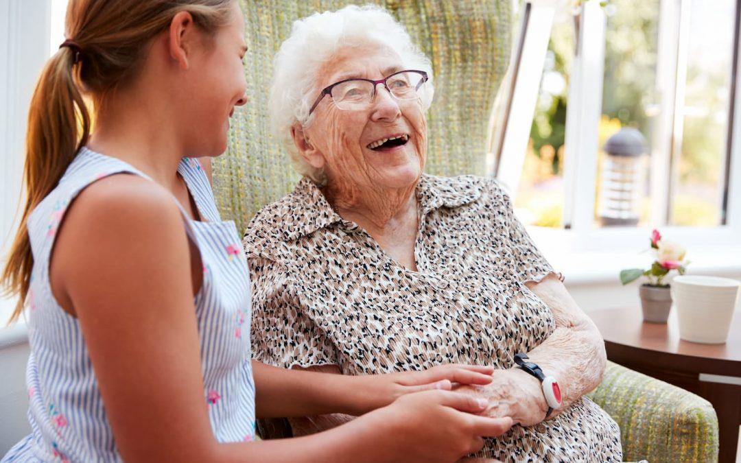 Les activités des seniors dans une résidence médicalisée à Menucourt