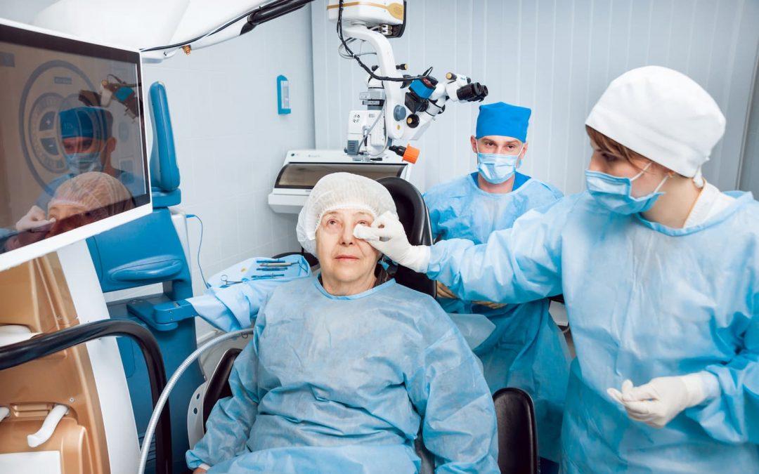 Chirurgie de confort : quid des yeux ?