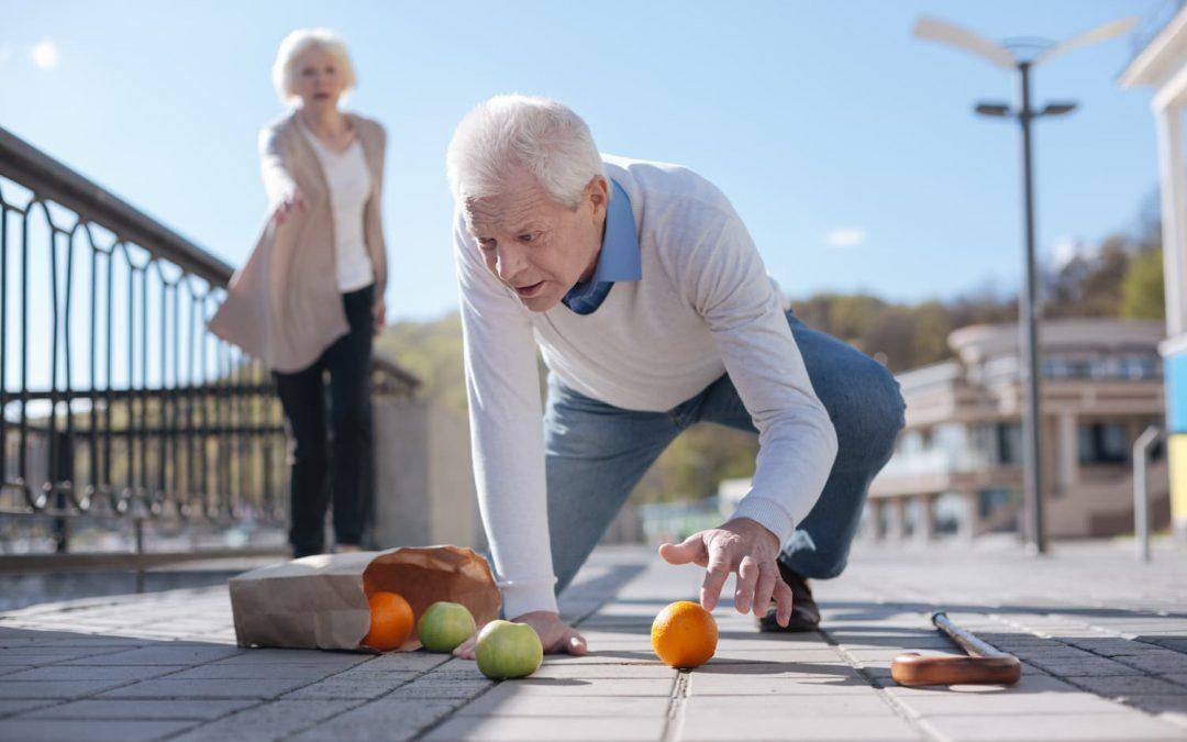 Perte d'équilibre chez les seniors, que faire?