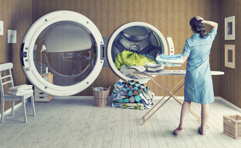 machine a laver aseptique