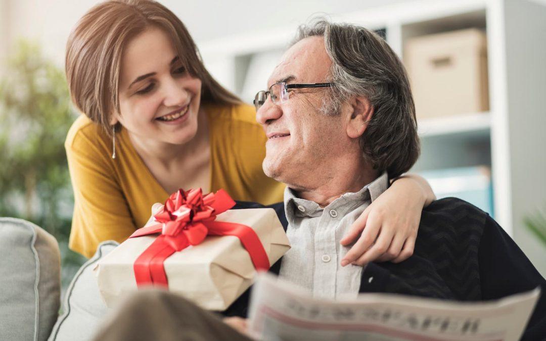 6 idées de cadeaux hommes senior